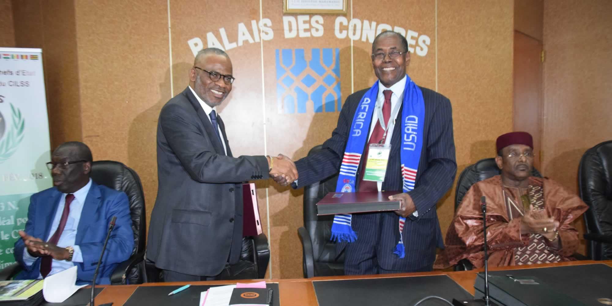 Accord de Don de 20 millions de dollars US de la Banque mondiale au CILSS