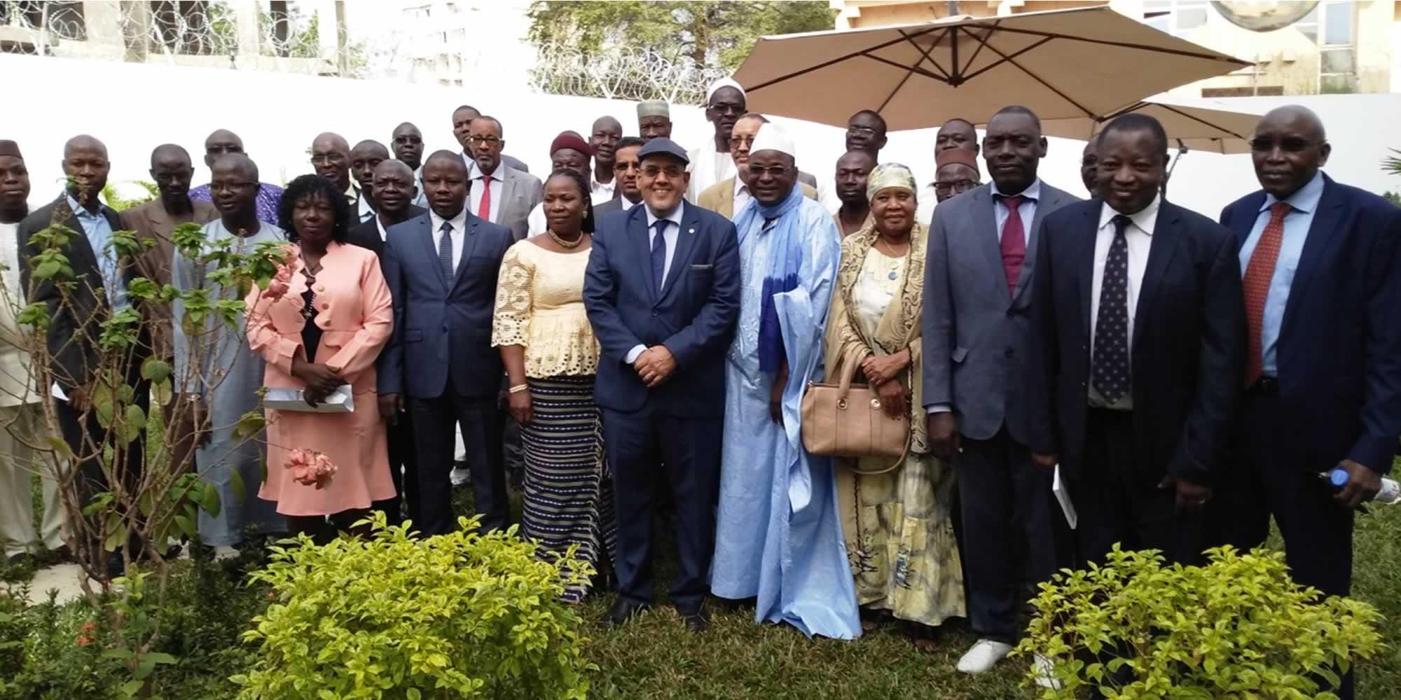 -Première session ordinaire du Comité Technique Régional du PARIIS, le 27 novembre 2018, à Bamako