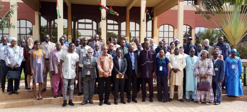 Rapports de la Conférence régionale sur le Geodata pour l'eau et l'agriculture en avril 2019,  à Ouagadougou